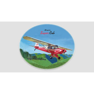SUPER CUB Sticker