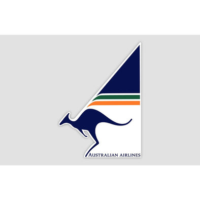 AUSTRALIAN AIRLINES Sticker