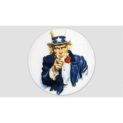 UNCLE SAM Sticker