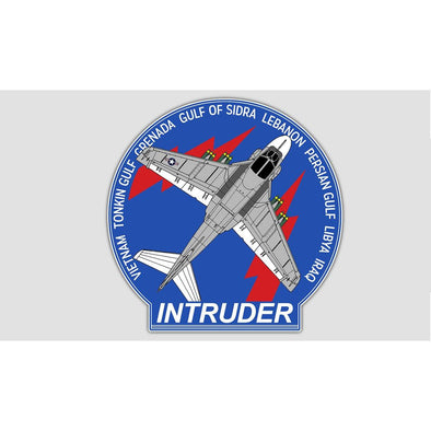 A-6 INTRUDER Sticker