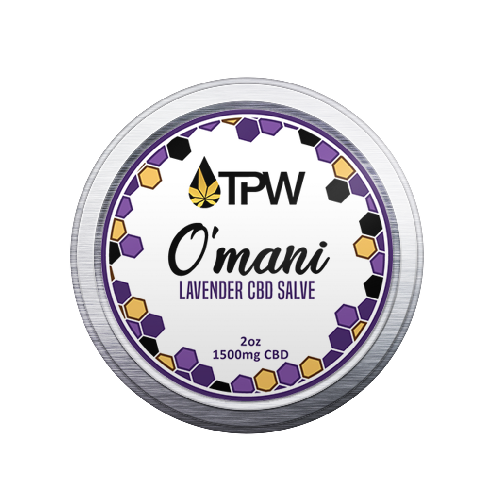 Total Peace and Wellness CBD Balms