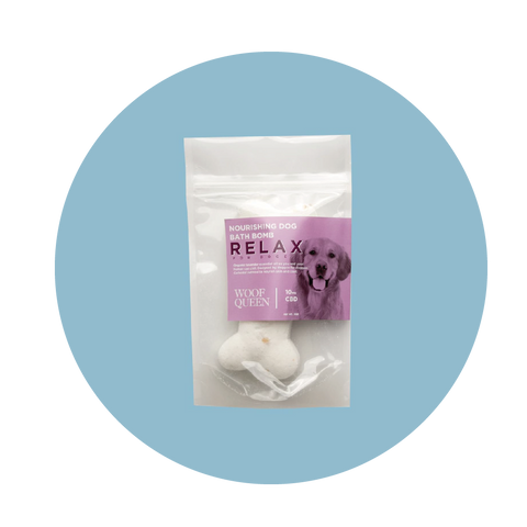 Relaxing Dog Bath Bomb - Total Peace & Wellness