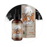 Koi Tinctures - Total Peace & Wellness