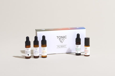 TONIC Flight- Mini TONIC Variety Pack