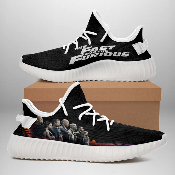 new arrivals f06a8 f901d Fast n Furious Unisex Yeezy 350 v2 Ultra Boost Shoes
