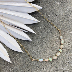Opal Collar Necklace - Gypset