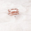 Rose Gold Wrap Ring