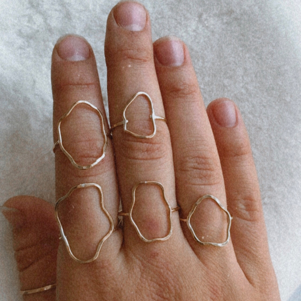 Squiggle Ring - Gypset