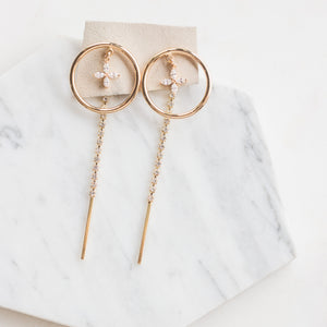 New You Dangle Earrings