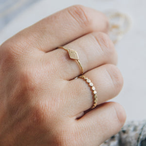 Geo Stacker Ring - Gypset