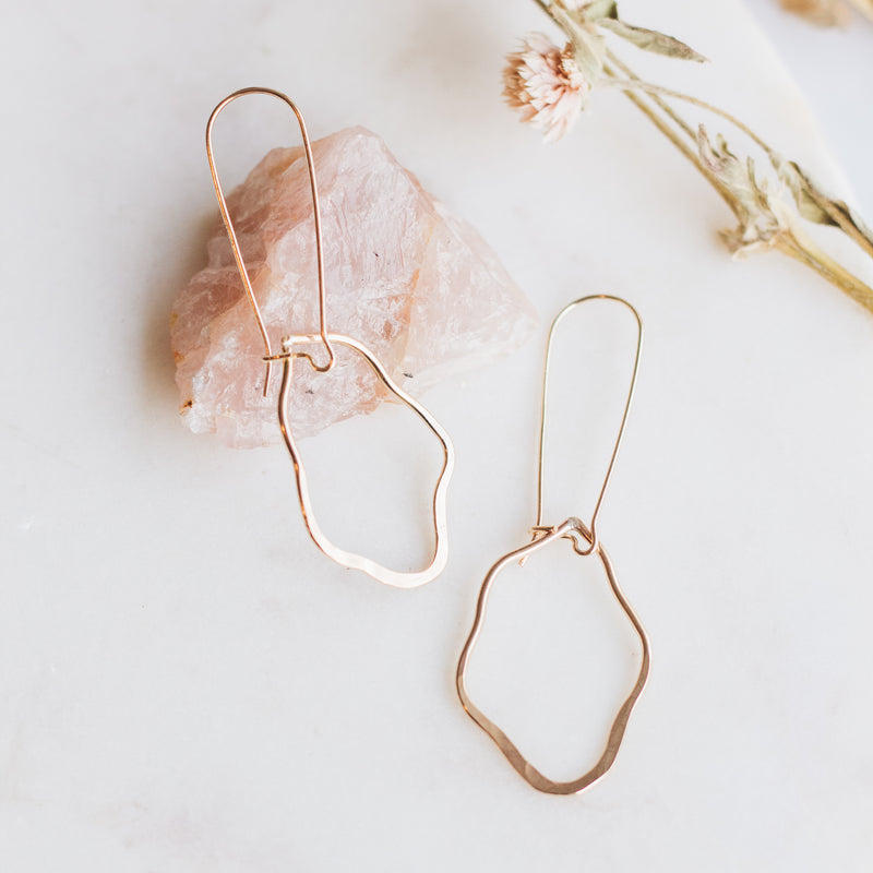 Valley Threader Earrings