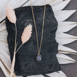 River Opal Forever Necklace - Gypset