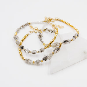 Dusty Herkimer | Beaded Bracelet