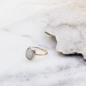 Opal Ring Size 6