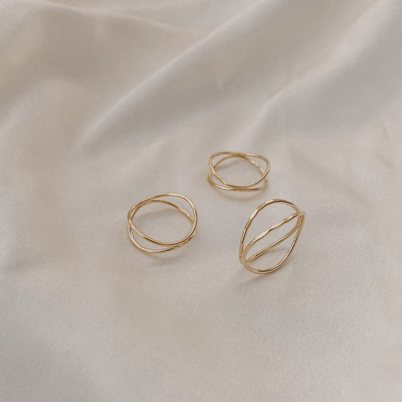 Eternity Stacker Ring