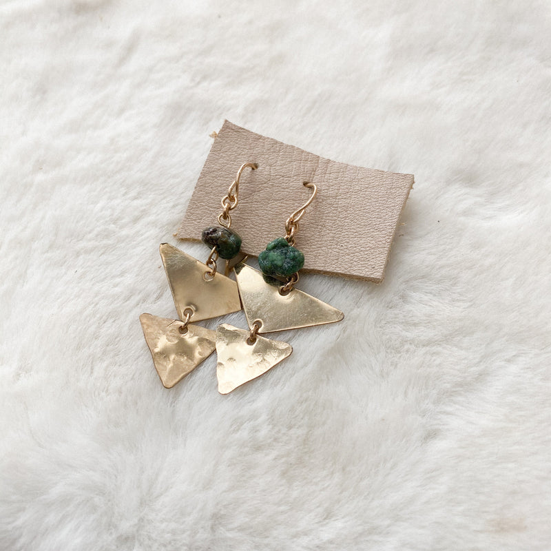 Desert Dunes Earrings