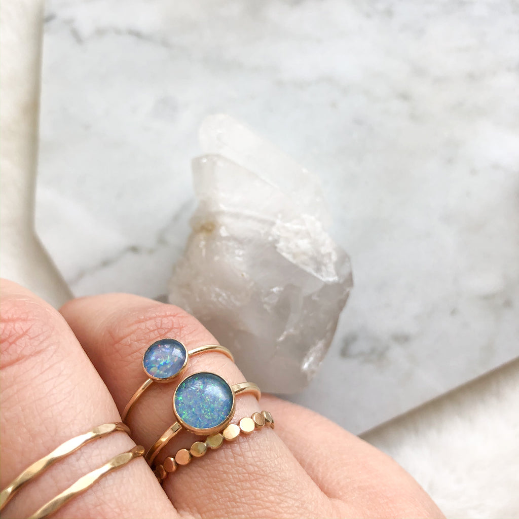Opal River Ring - Gypset