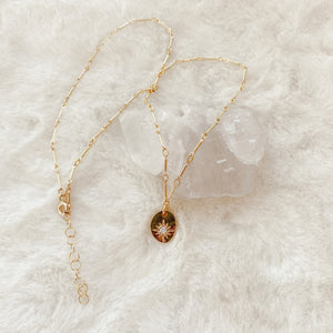 North Star Layering Necklace - Gypset