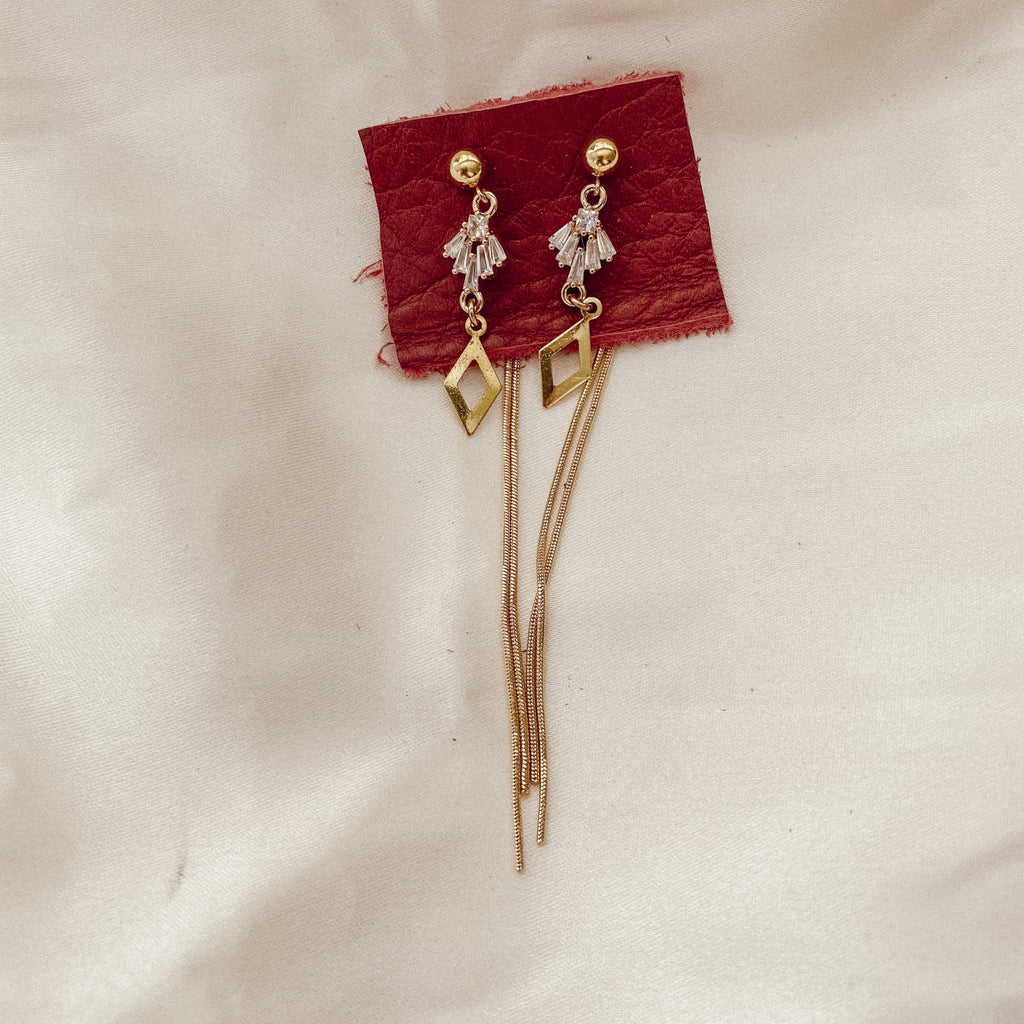 Deco Glam Earrings