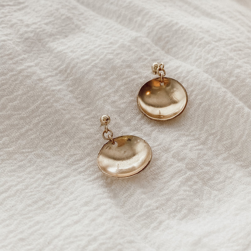 Dome Earrings