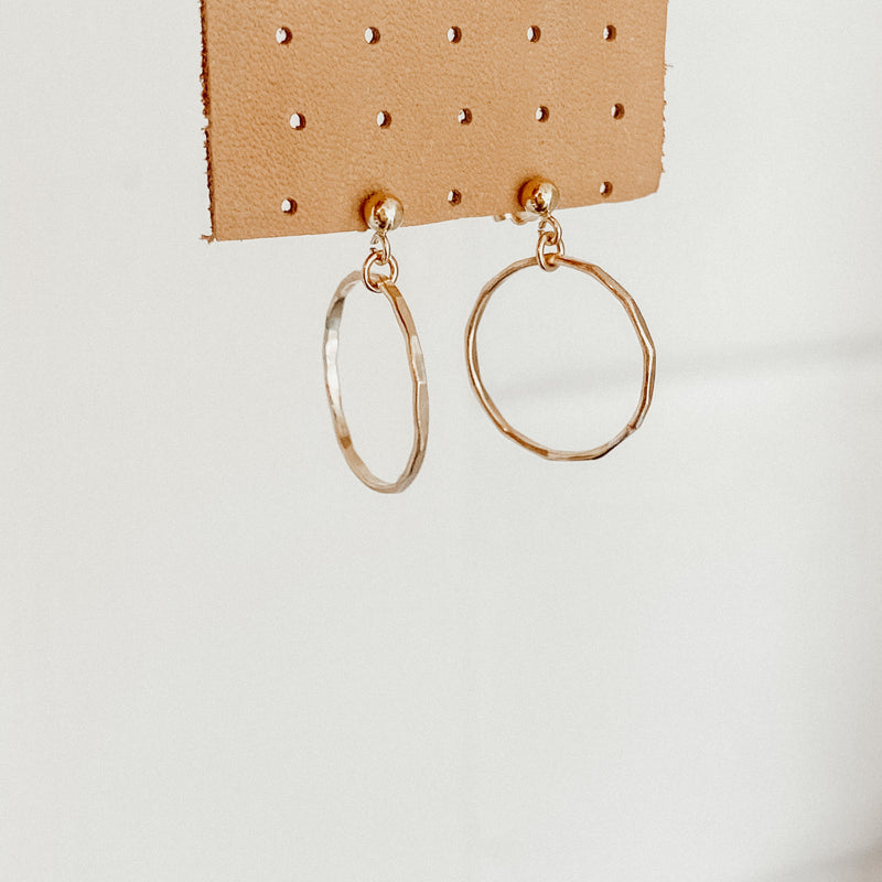 The Everyday | Classic Hoop Earrings