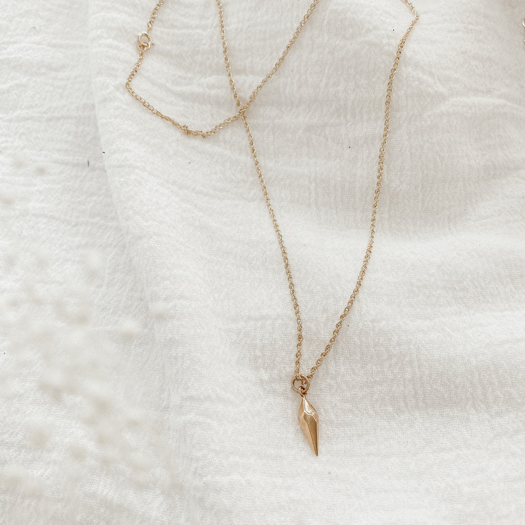 Spike Layering Necklace