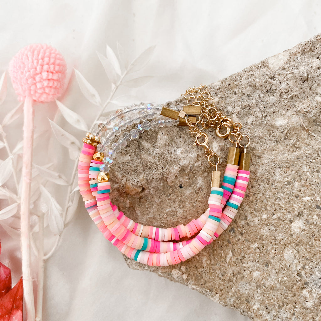 Candy Pop Beaded Bracelet