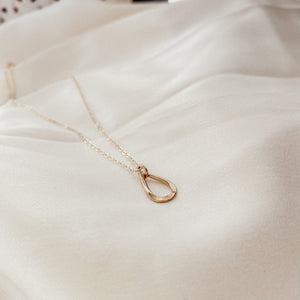 Raindrop Layering Necklace