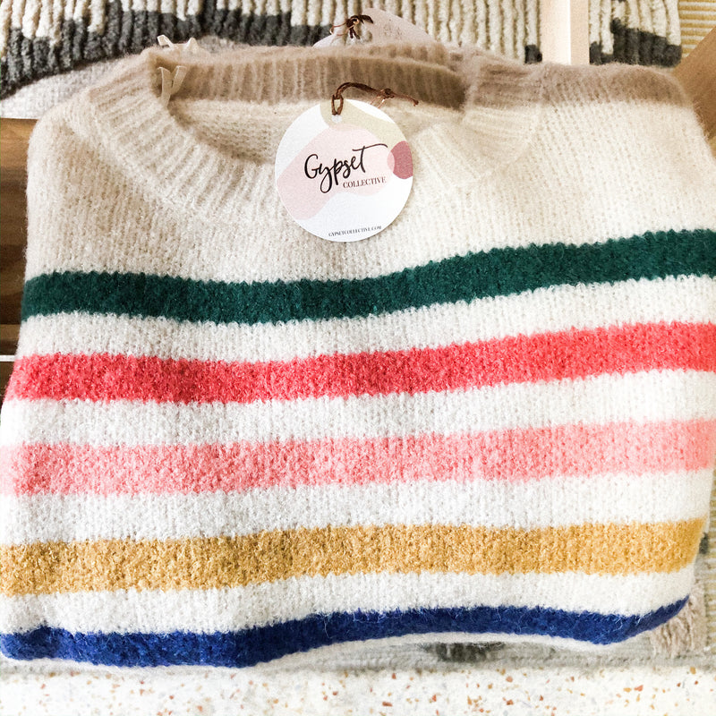 Free Spirit Sweater - Gypset