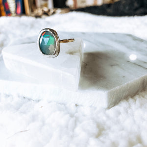 Opal Ring Size 7.5 - Gypset