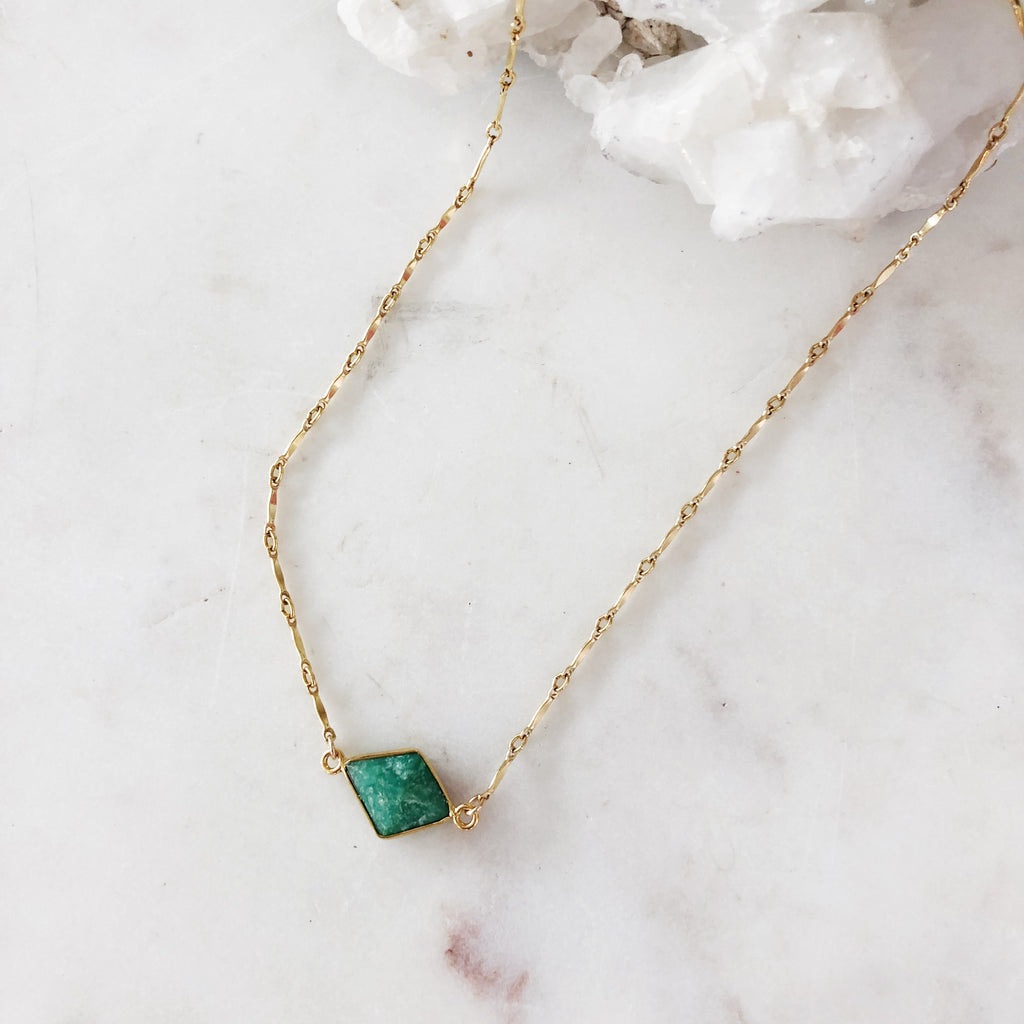 Australian Jade choker Necklace