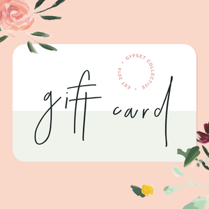 Gift Card - Gypset
