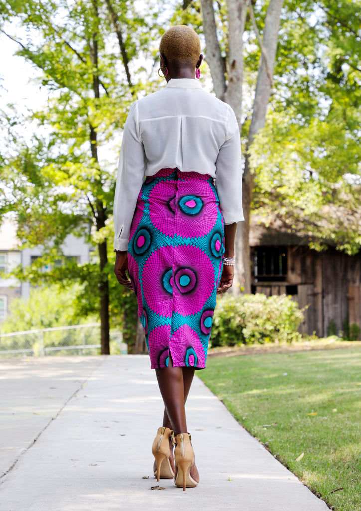 Dolabomi African A Shaped Skirt