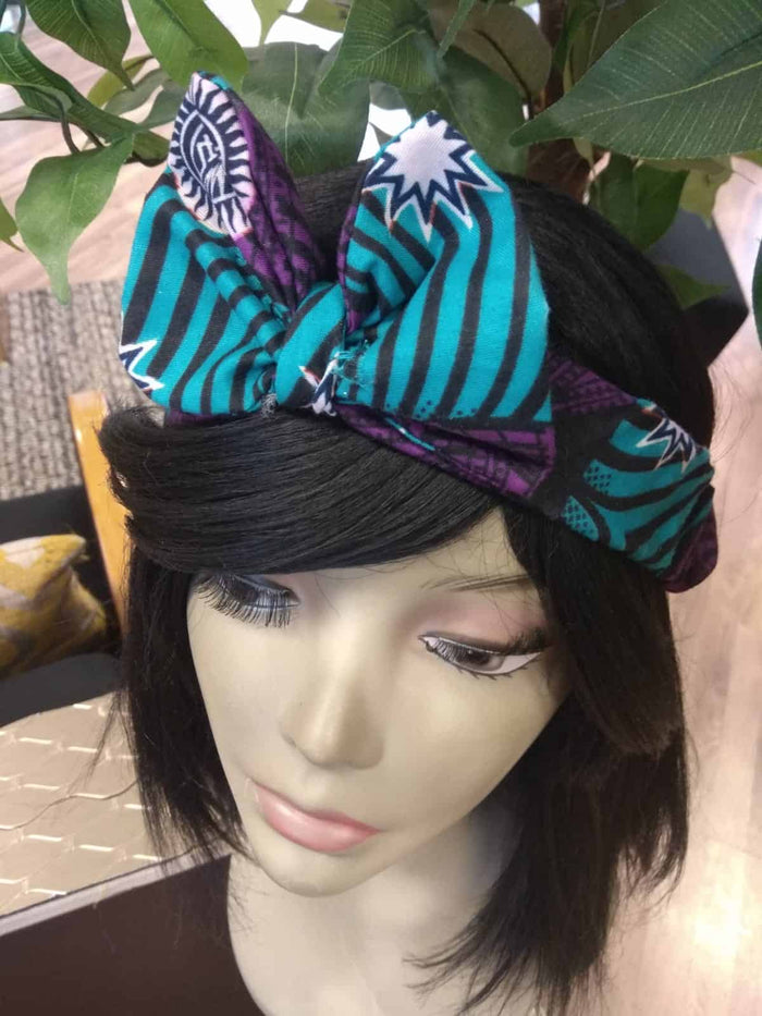 Erin Hair Band with Bow detail