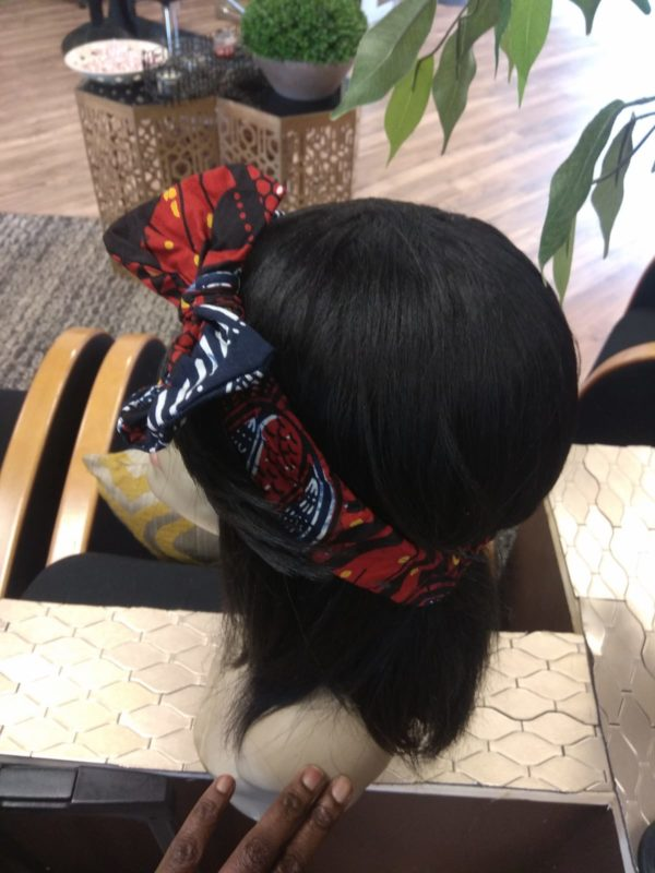 Nene Hair Band with Bow detail
