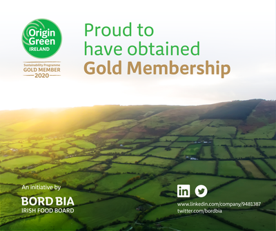 Origin Green Gold Membership Award