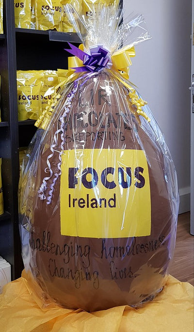 Lir's EGG-straordinary Easter egg for an EGG-ceptional charity