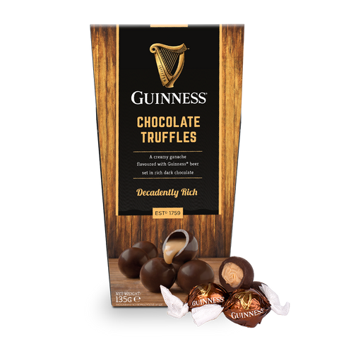 Guinness Chocolate Truffles 135g