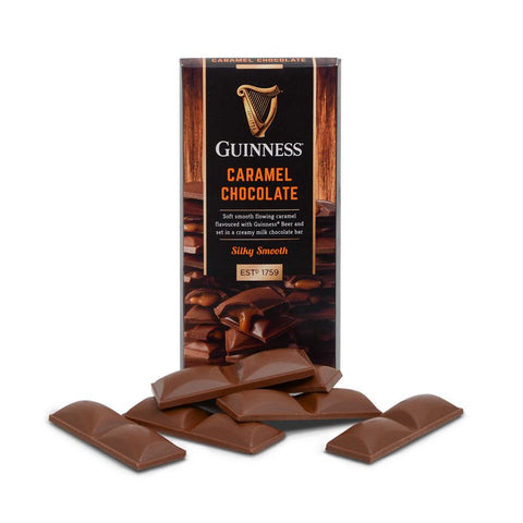 Guinness Caramel Bar 90g
