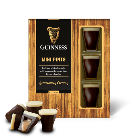 Guinness Mini Pint Box 82g