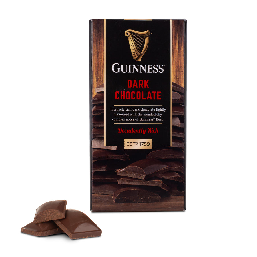 Guinness Dark Chocolate Bar 90g