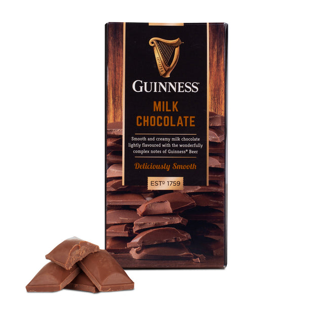 Guinness Milk Chocolate Bar 90g