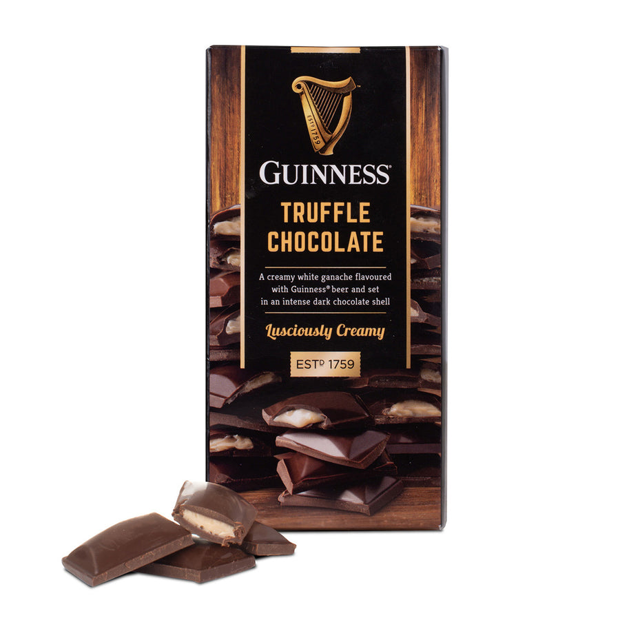 Guinness Truffle Bar 90g