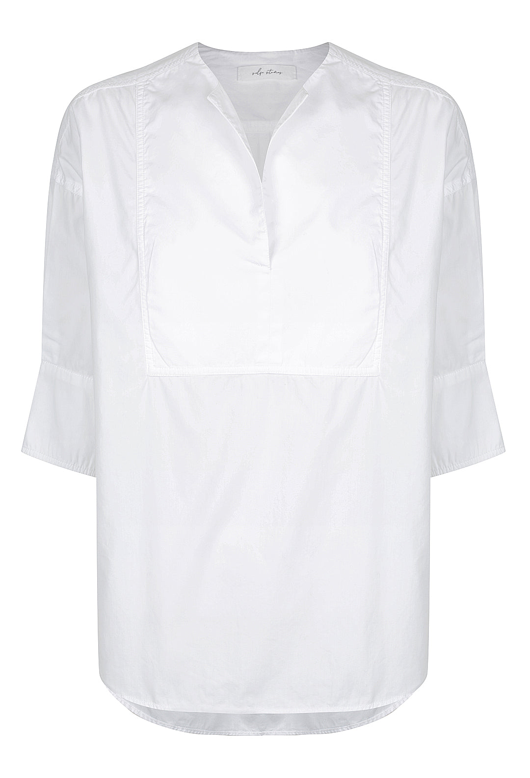 SHORT SLEEVE BIB SHIRT
