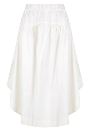 Gathered Circle Skirt