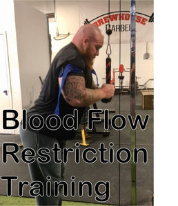 A Quick and Dirty Guide to using Blood Flow Restriction in your Training!