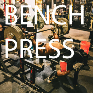 Increase your Bench! If You Want to Bench More You Have to Bench More.