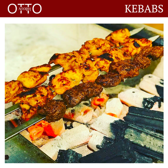 Main Course Kebabs