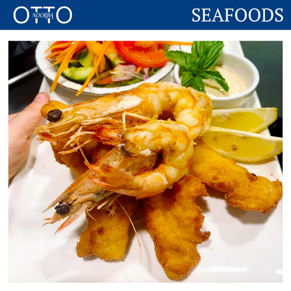 Main Course Seafoods