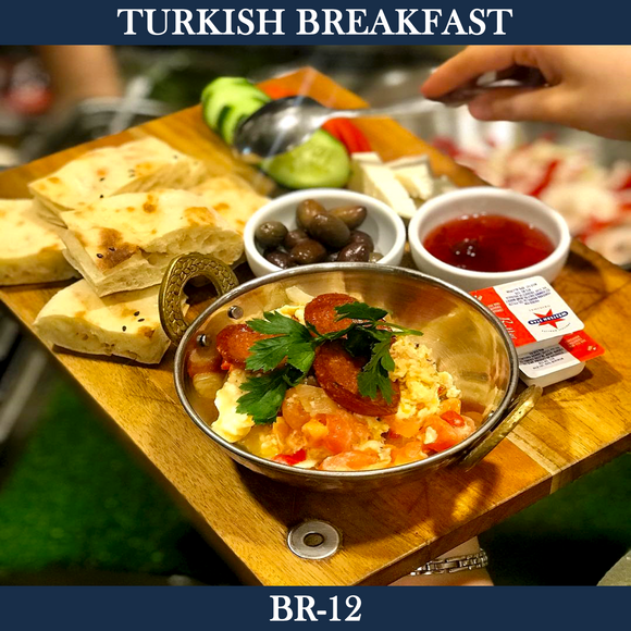 Turkish Breakfast - BR-12